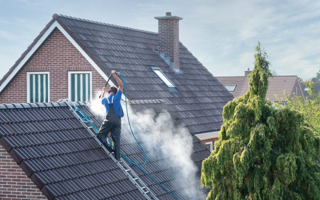 Spring Roof Maintenance Checklist