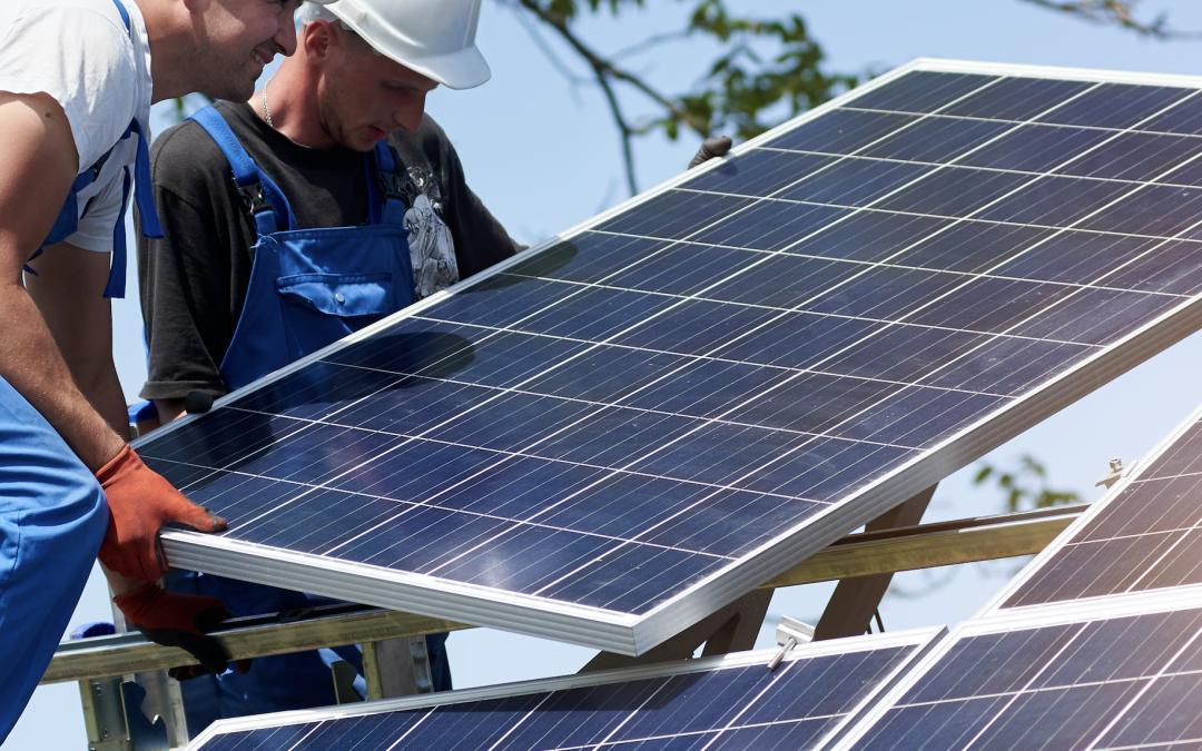 Should I Put Solar Panels on My New Roof?